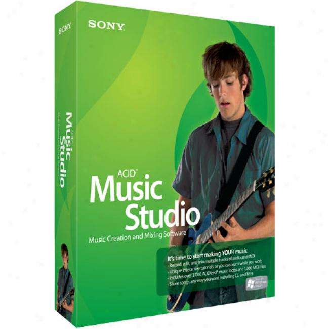 Sony Acid Music Studio v7.0a.